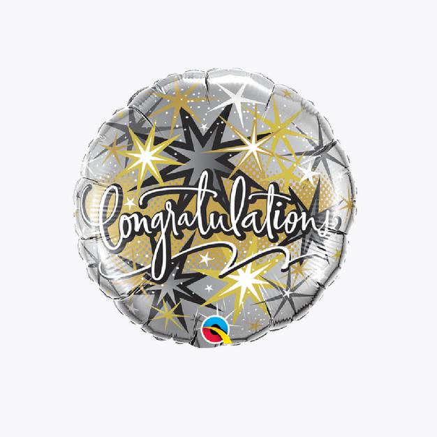 Black & Gold Congratulations