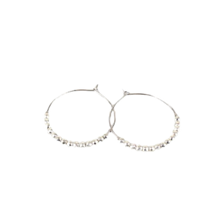Silver Lisa Earrings