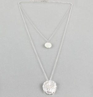 Vida Necklace with mother of pearl