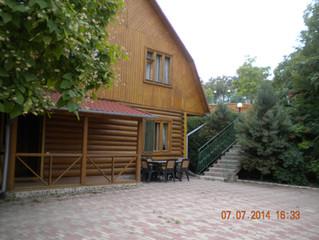 Отдых на природе, Одесса