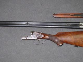 История охотничьего огнестрельного оружия
