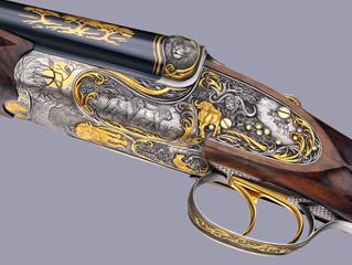 Охотничье оружие, как произведение искусства. ч.2