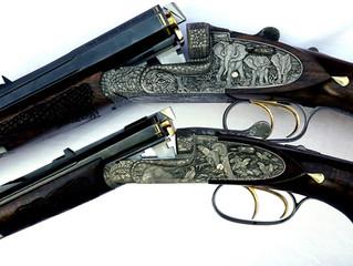 Охотничье оружие, как произведение искусства. ч.4