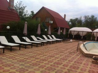 Отдых в Одессе, коттеджи