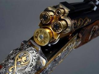 Охотничье оружие, как произведение искусства