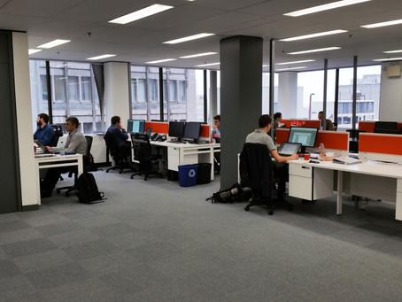 Nouveaux locaux / New office