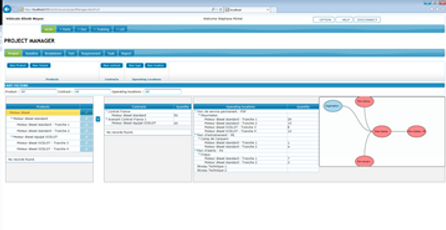 eLSA is a Integrated Logistics Supports tool based on the ASD S3000L standard.