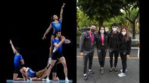 Ginnastica aerobica, successo ai Campionati del Mondo di Baku per gli atleti della Ginnastica Agorà