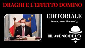 DRAGHI E L'EFFETTO DOMINO