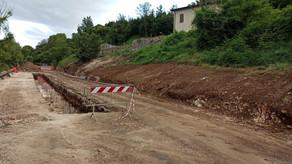 Via Traiana, insieme alla strada frana anche l'amministrazione