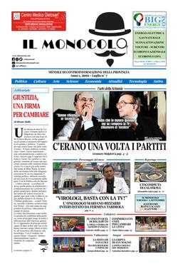 IL MONOCOLO - Giornale n°7