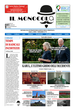 IL MONOCOLO - Giornale n°8