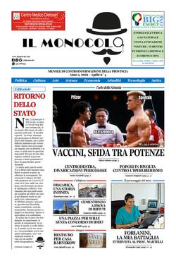 IL MONOCOLO - Aprile n°4