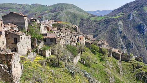 L'Italia dei borghi, patrimonio da salvare