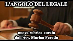 L'ANGOLO DEL LEGALE
