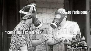 COLLEFERRO, PRIMATO DELLE POLVERI SOTTILI