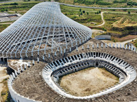 La Vela, l'incompiuta di Calatrava