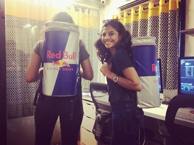 Not all heroes wear capes, some have Wings! _D #wingsatwork #savingfromtheedit _inredbull
