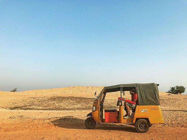Bhaiyya Aram Nagar chaloge__#landscape #shoots #shoot #documentary #whatworks #desert #sand #sky #au