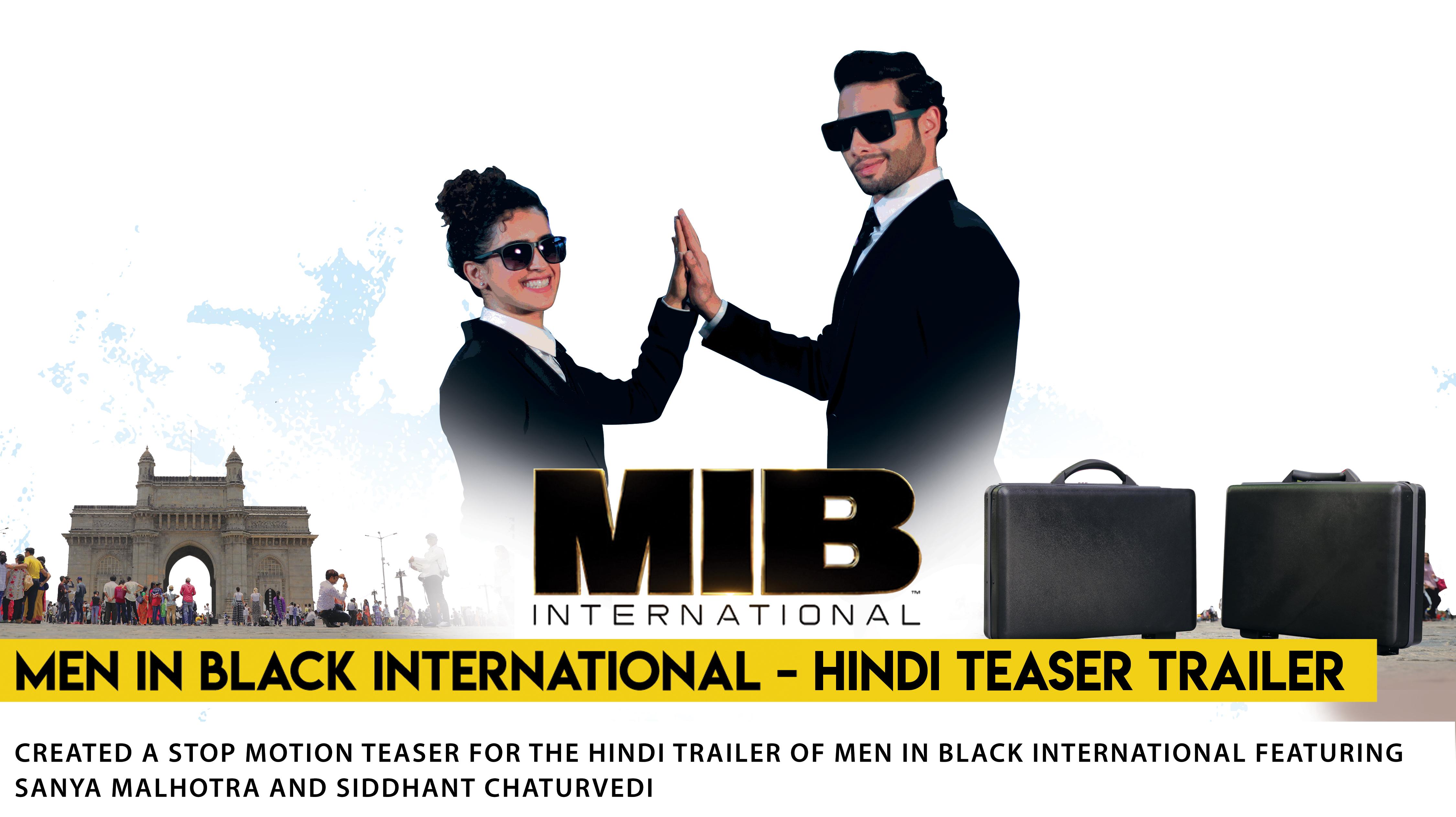 Men In Black International - Hindi - Wha