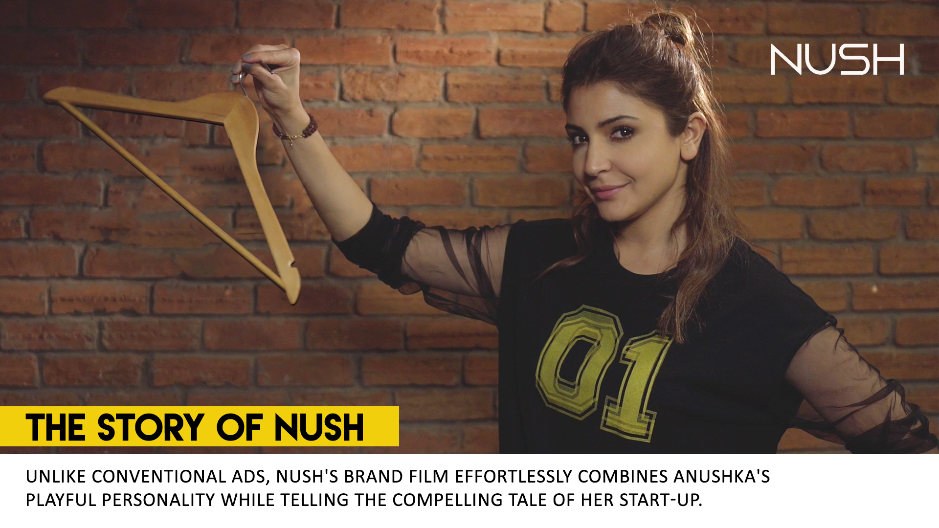 The Story of Nush - A brand film by