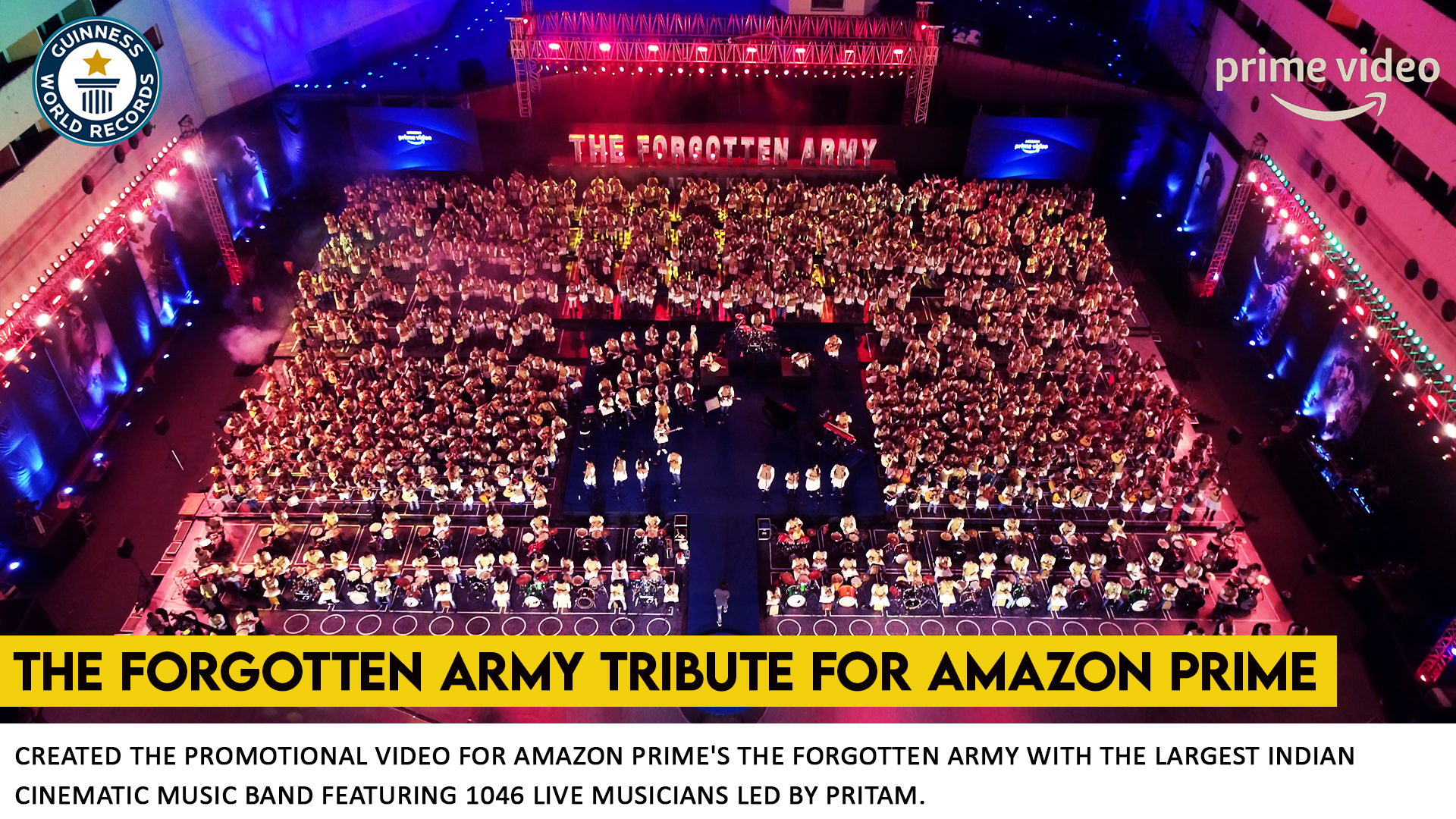 The Forgotten Army - Amazon Prime Video.
