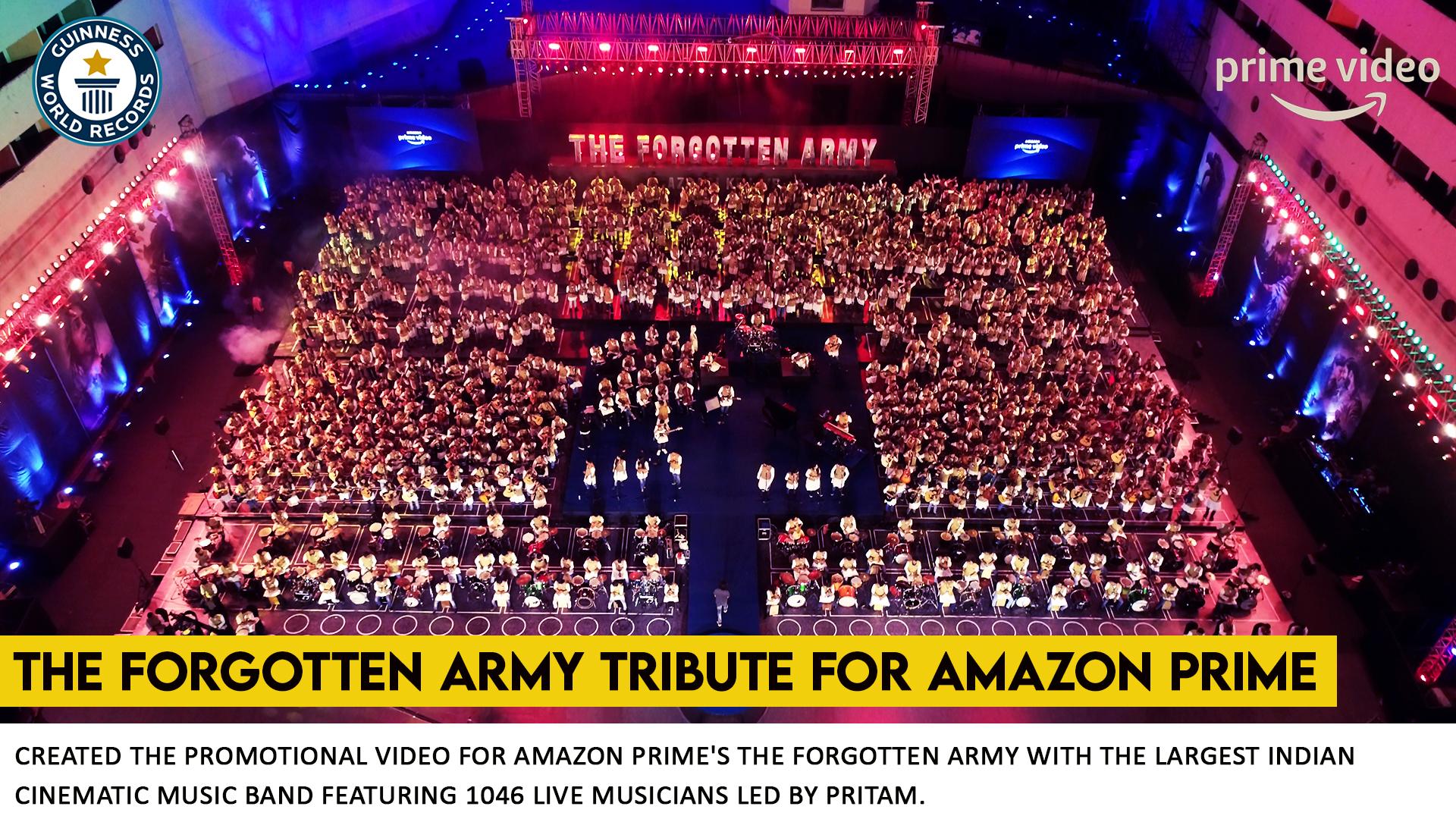 The Forgotten Army - Amazon Prime Video.
