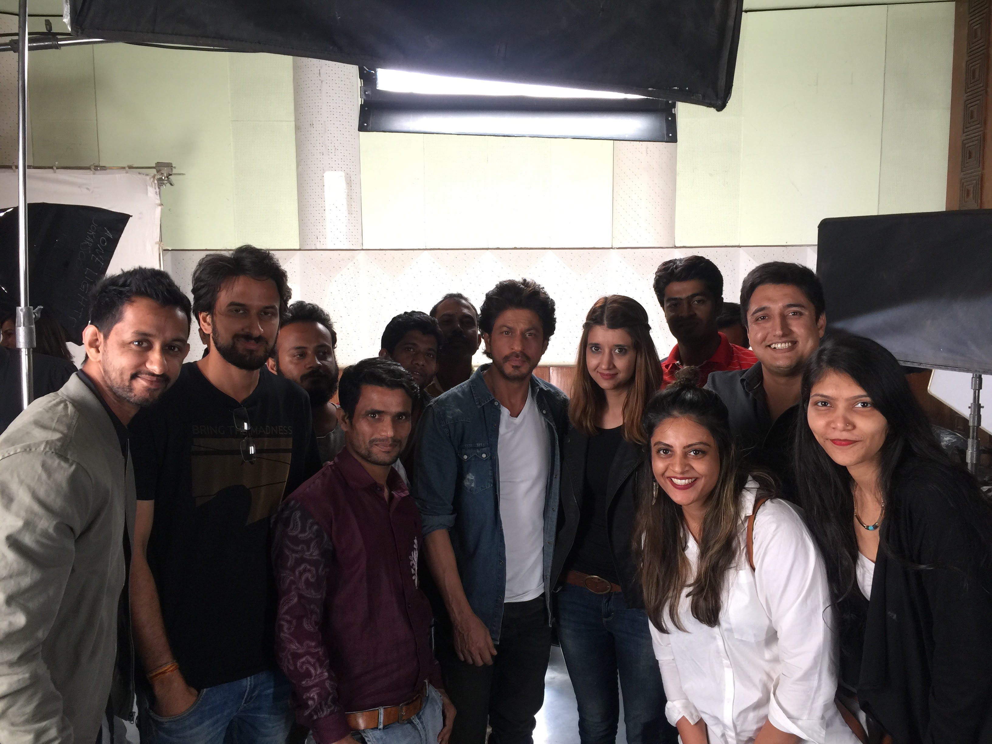 What Works Team - Raees Shoot 2017 op2