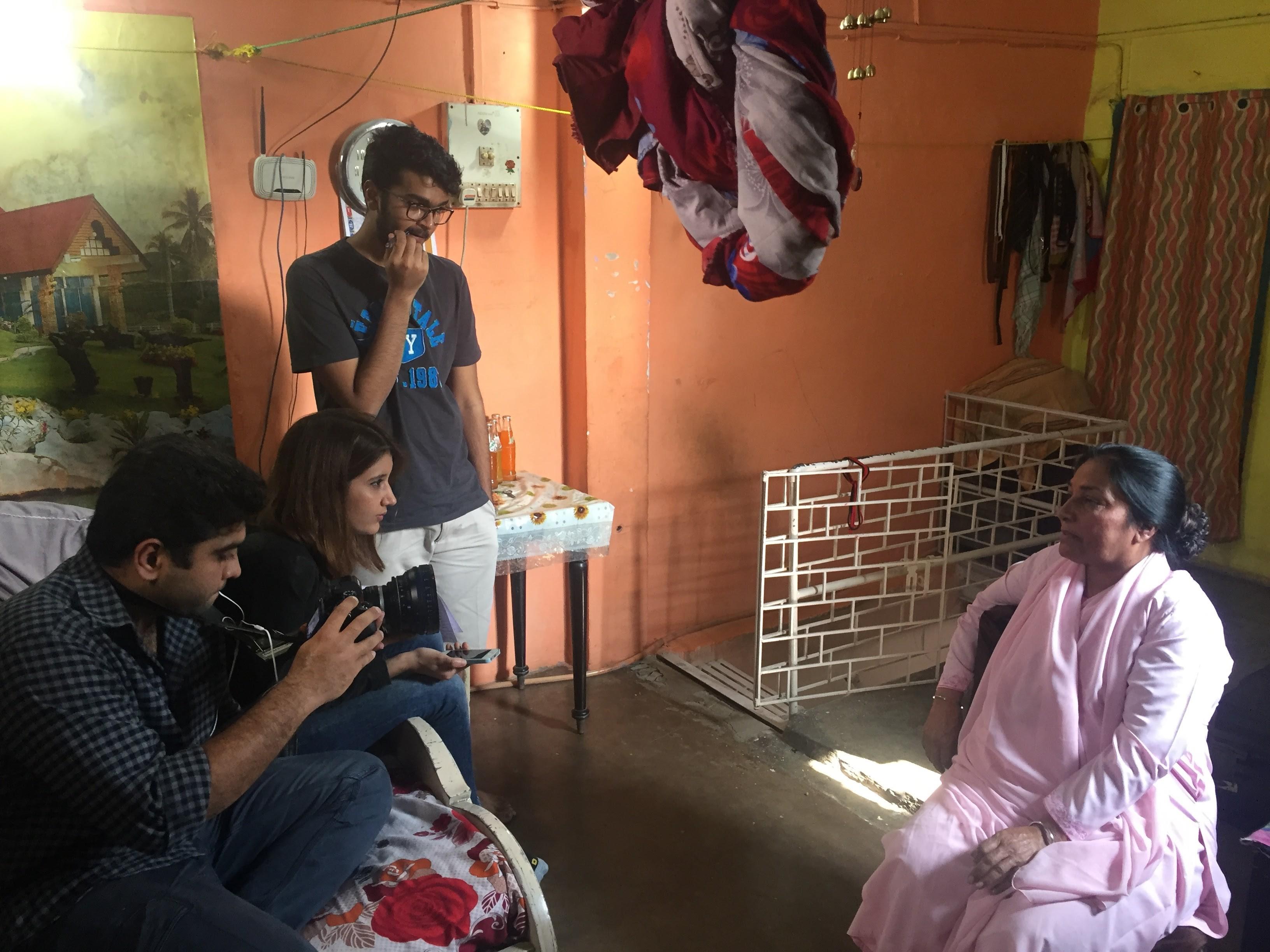 What Works - Raees Shoot with Harpreet Kaur