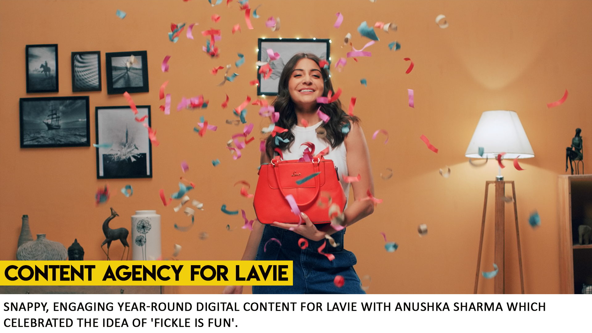 Lavie Content Agency