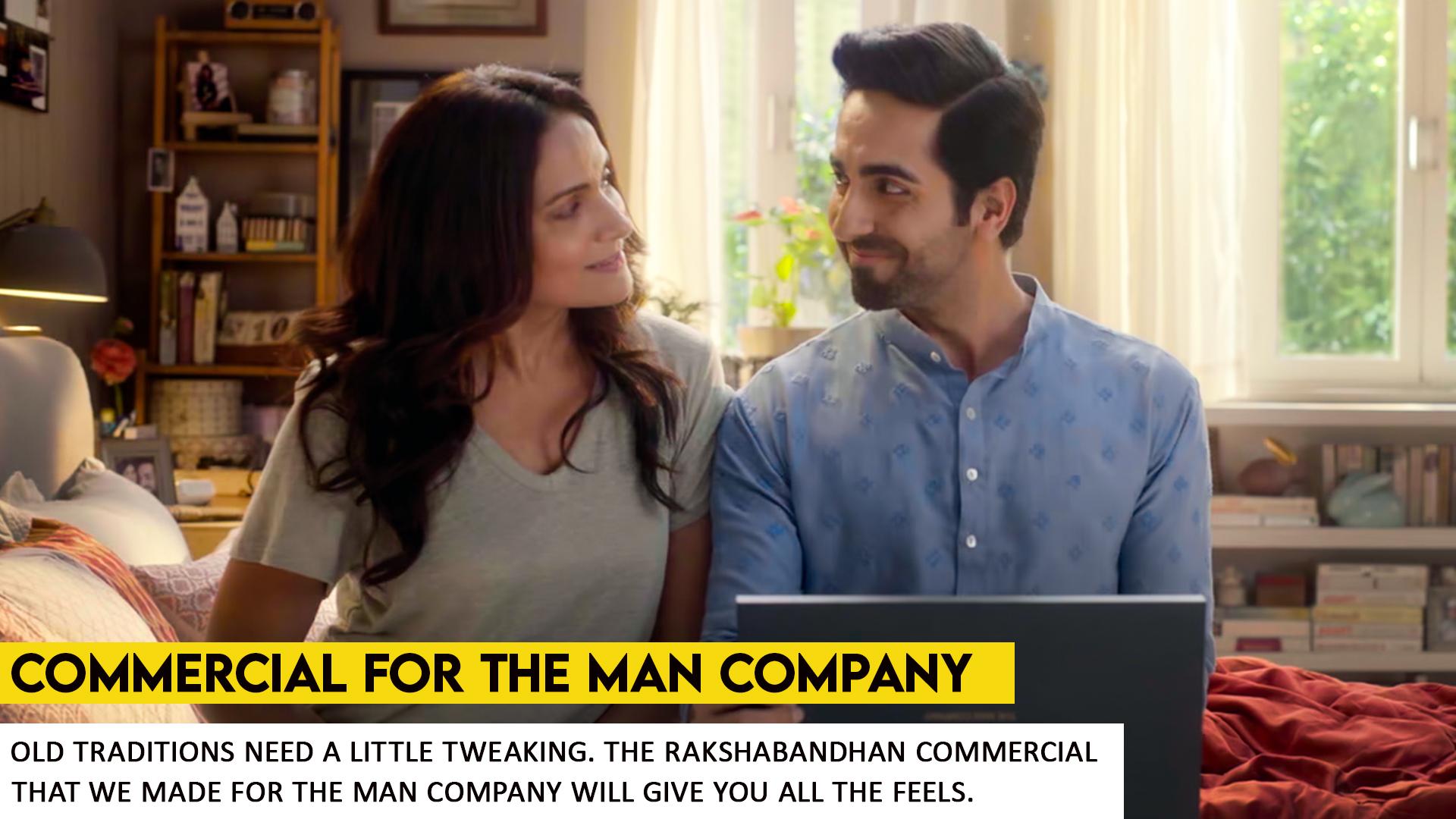 The Man Company - Rakshabandhan