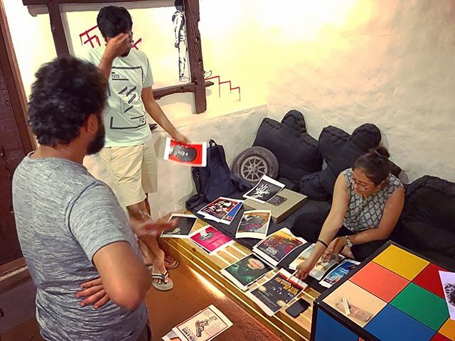 Prepping for shoot! _#posters #shoot #film #campaign #mami #shootdiaries #preproduction #videoproduc