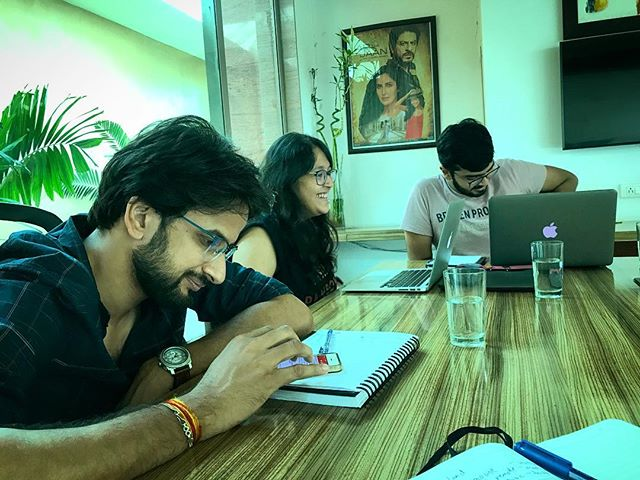 The think tank! _#meetings #work #worklife #waiting #campaign #upcoming #ideas #friends #whatworks #