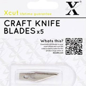 X Cut - Craft Knife Blades x5