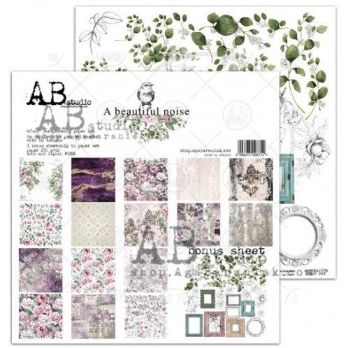 AB Studio - A Beautiful Noise - 6x6 Paper Pack