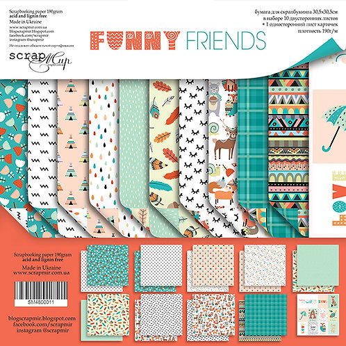 Scrapmir - Funny Friends Bundle