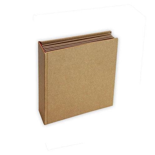 Stamperia Album 16x16 cm Kraft