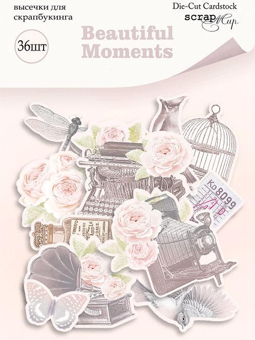 Beautiful Moments Vintage Die Cut Pack
