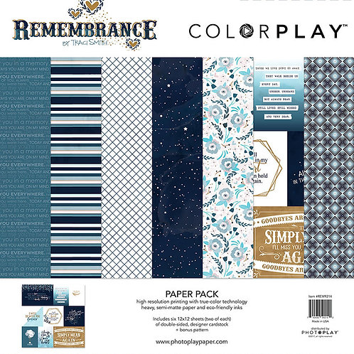 Remembrance by Colorplay