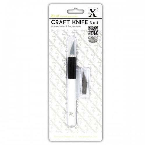 X Cut Craft Knife No 1