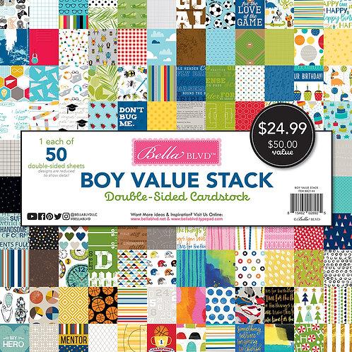 Bella Blvd - Boy - Value Stack