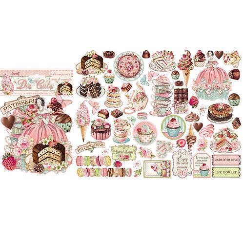 Stamperia - Sweety - Die Cuts