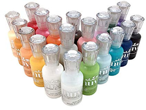 Nuvo Crystal Drops - Assorted Colours