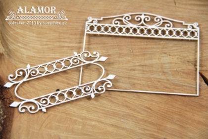 Scrapiniec - Alamor - 2 frames - Chipboard