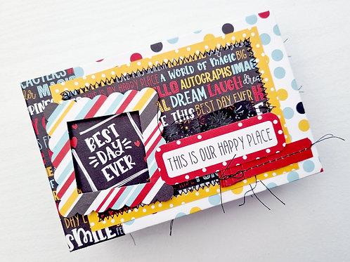 #6x6Sunday Class Kit - September 2021 - Paper Scissors Story