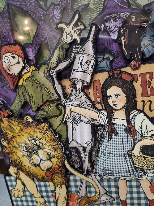 Magic of Oz - Flying Monkeys Retreat@Home -