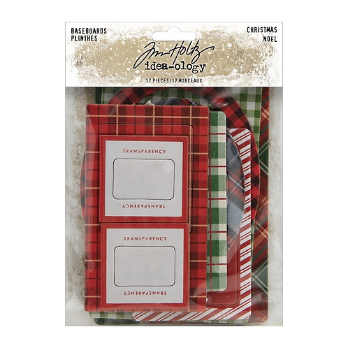 Tim Holtz - Baseboards Christmas- TH94093
