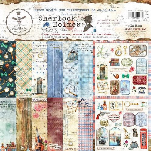 Sherlock Holmes Scrapbooking Bundle by Bee Shabby