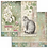 Thumbnail: Stamperia- Cats and Orchids - 12x12 Collection Pad