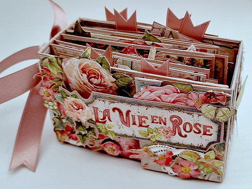 Paper Scissors Story Class Kit - Wendys Book - House of Roses